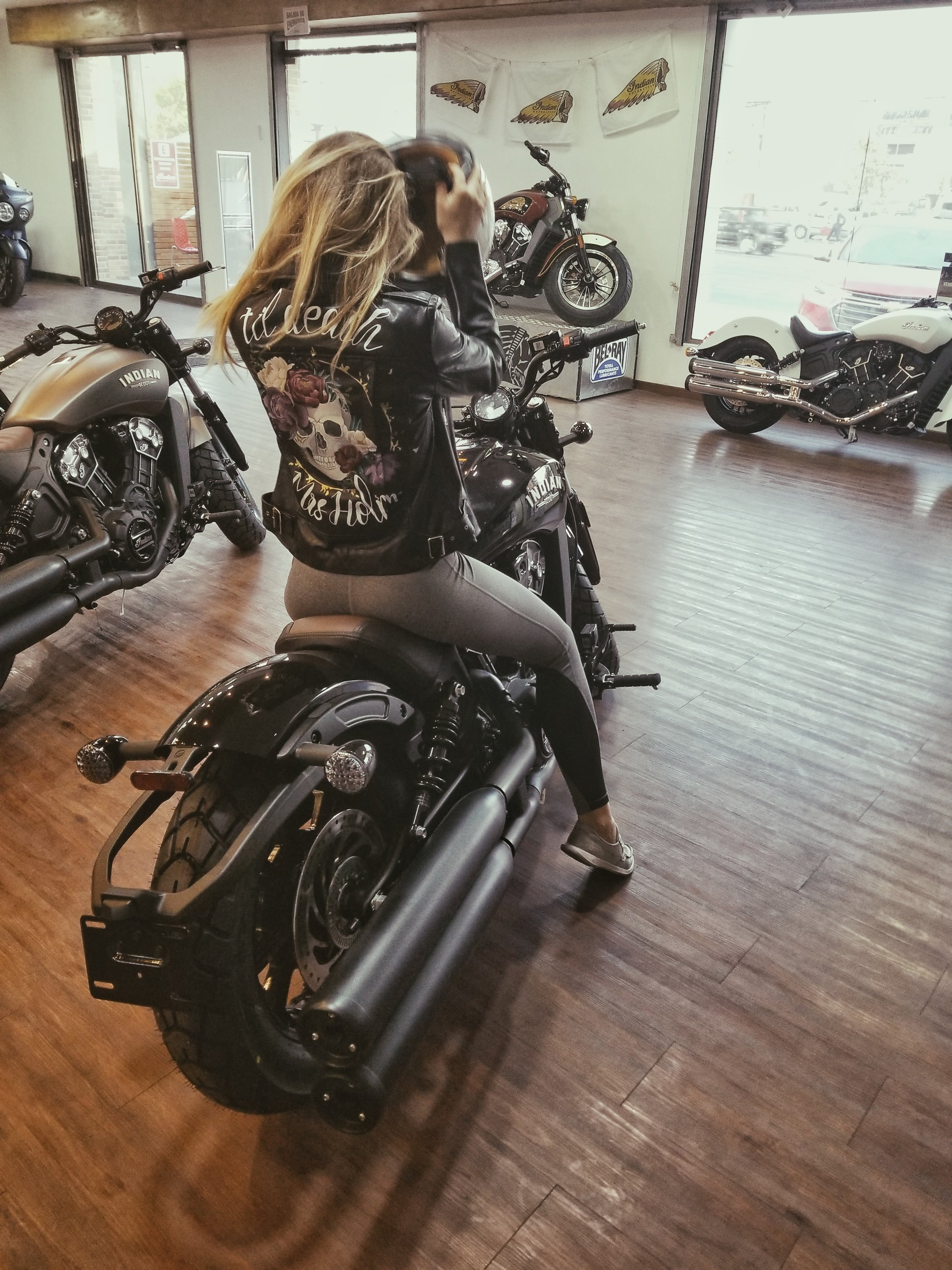 babes ride out