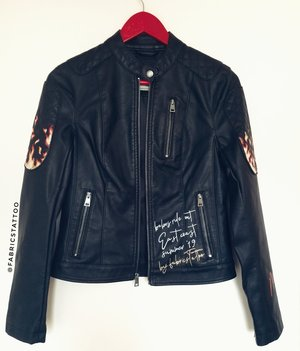 808af7d681fd2 hand painted jacket — Blog — Babes Ride Out