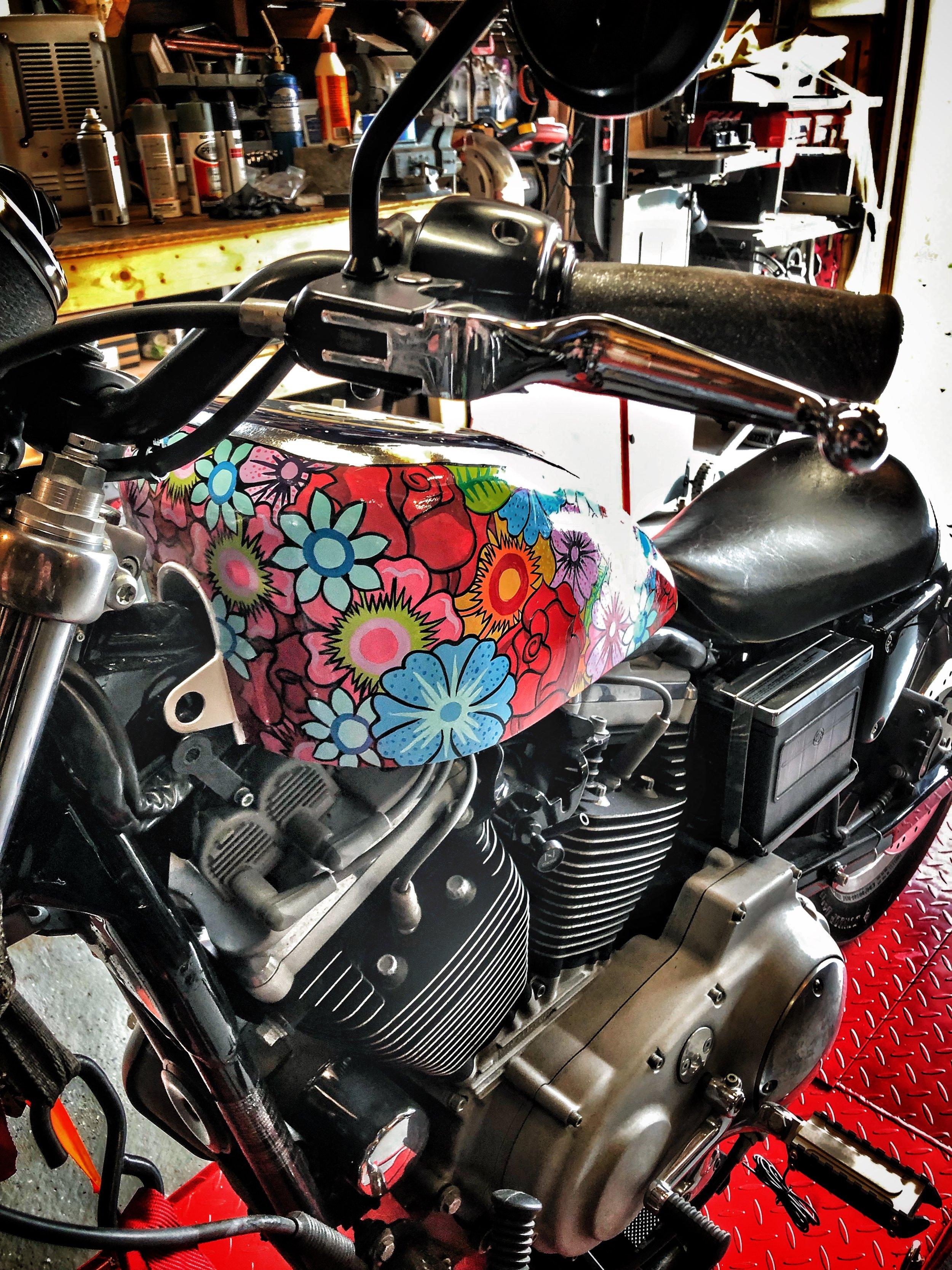 Devil Chicken Design Babes Ride Out 2019 gas tank-10.jpg