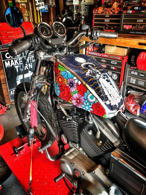 Lowbrow Custom — Blog — Babes Ride Out