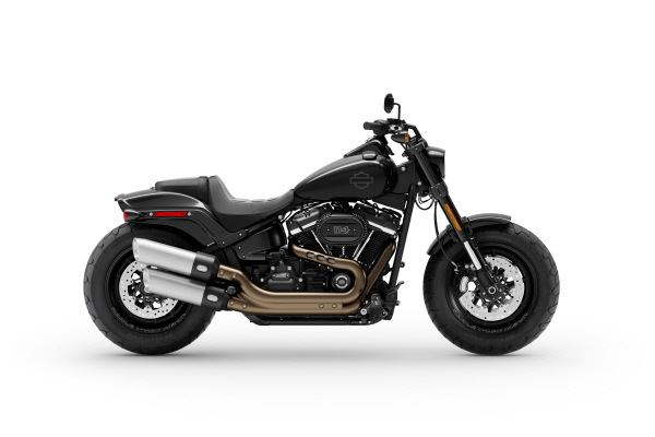 Fat Bob 114 - Seat Height 27.7Weight 676