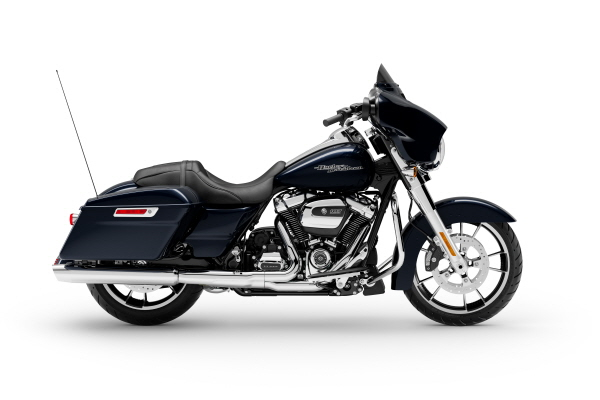 Street Glide - Seat Height 26.1Weight 829
