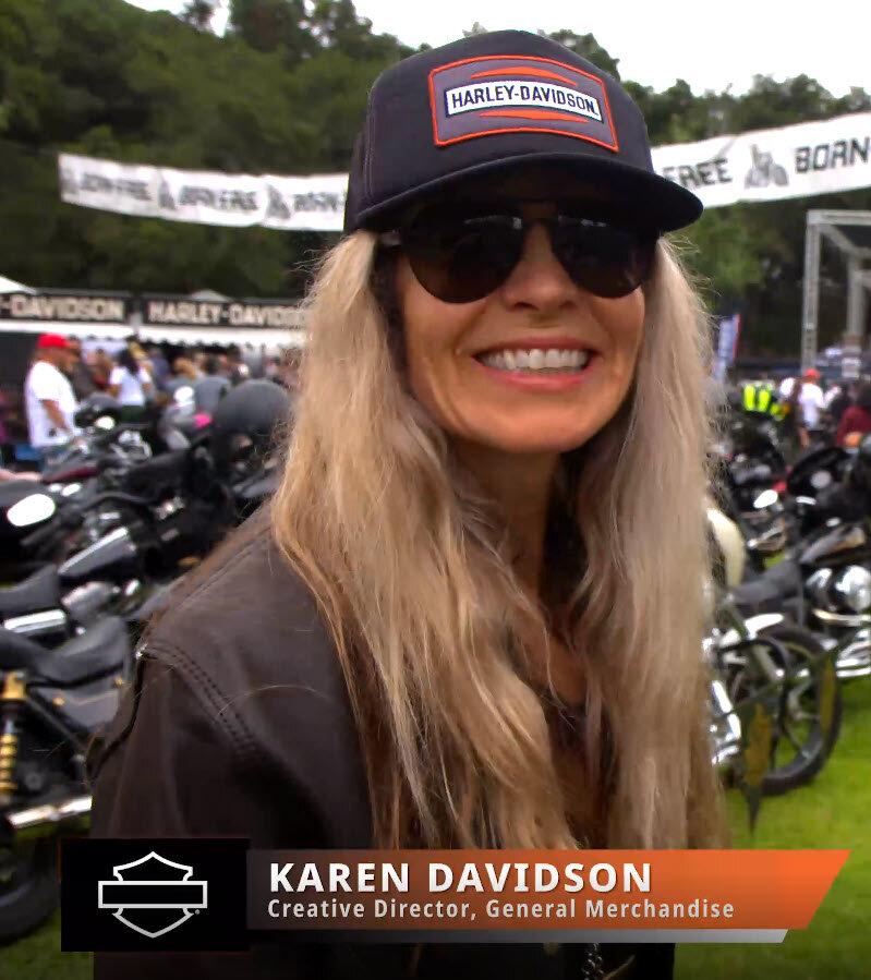 Karen Davidson x Babes Ride Out