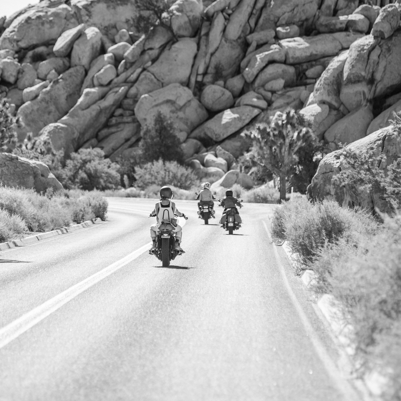 Riding in a Group - Know the proper etiquette