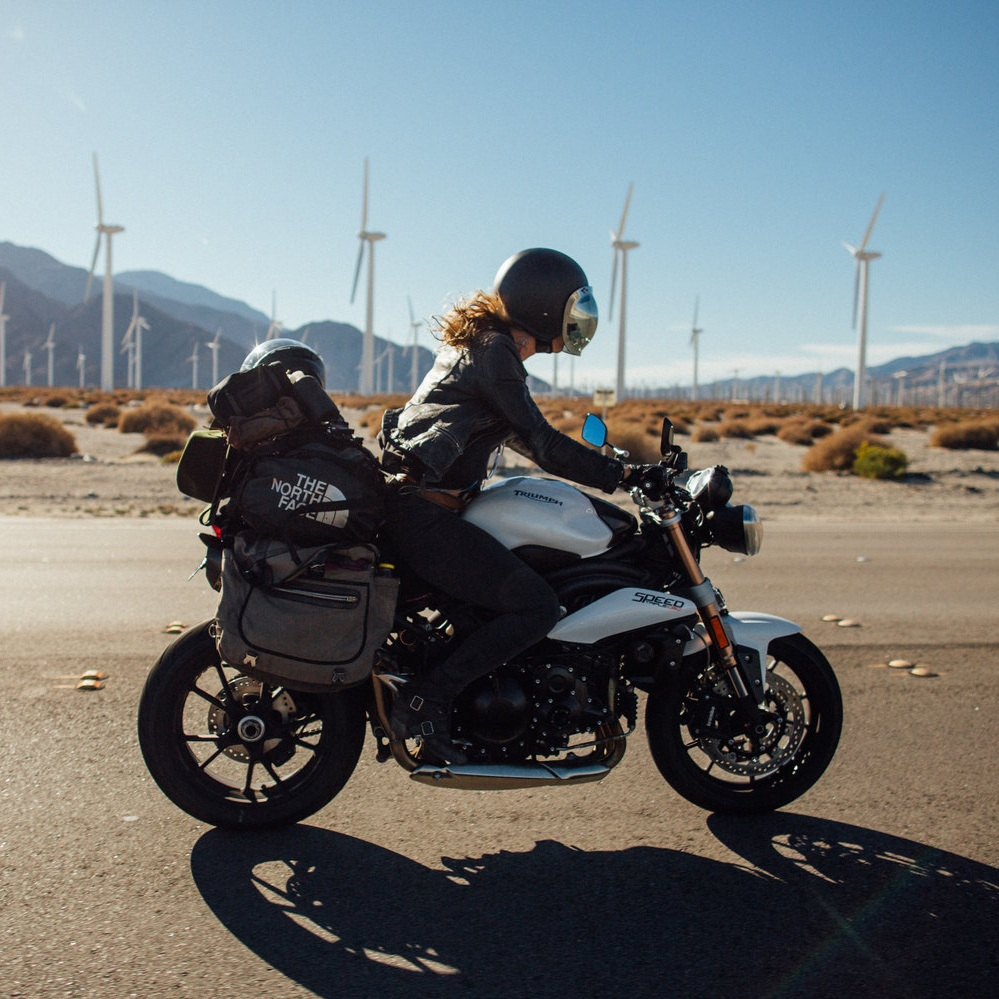 Tips for riding in the wind - It's good to be prepared for anything