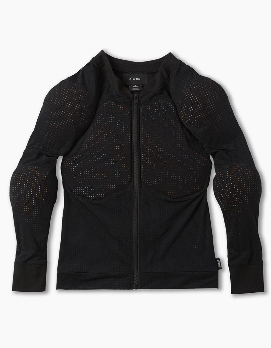 BARRICADE ARMORED SHIRT - WITH CE LEVEL 1 D30 ARMOR. LAYER THIS BABY UNDER YOUR RIDING JACKET FOR A BREATHABLE AND COMFORTABLE ADDED LAYER.