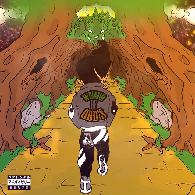 Wizard of Odds (2019) EP was officially released this morning to 34 monetary/streaming services‼️ Clicking the link in my bio allows you to access a webpage from which you can choose your preferred service, either way it's a MUST you tune in! This makes it my 5th project and 3rd official extended playlist(EP), big shoutout to everyone who helped make this project come to life: Producer: @8g0d8  Engineer credits: @robakathesaint @tommydaviss @gradeasound  Cover art: @outlookmp @halias_n_hasans.pops