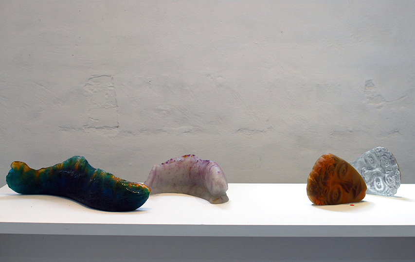 Copy of Sculptures by Sallie Portnoy.