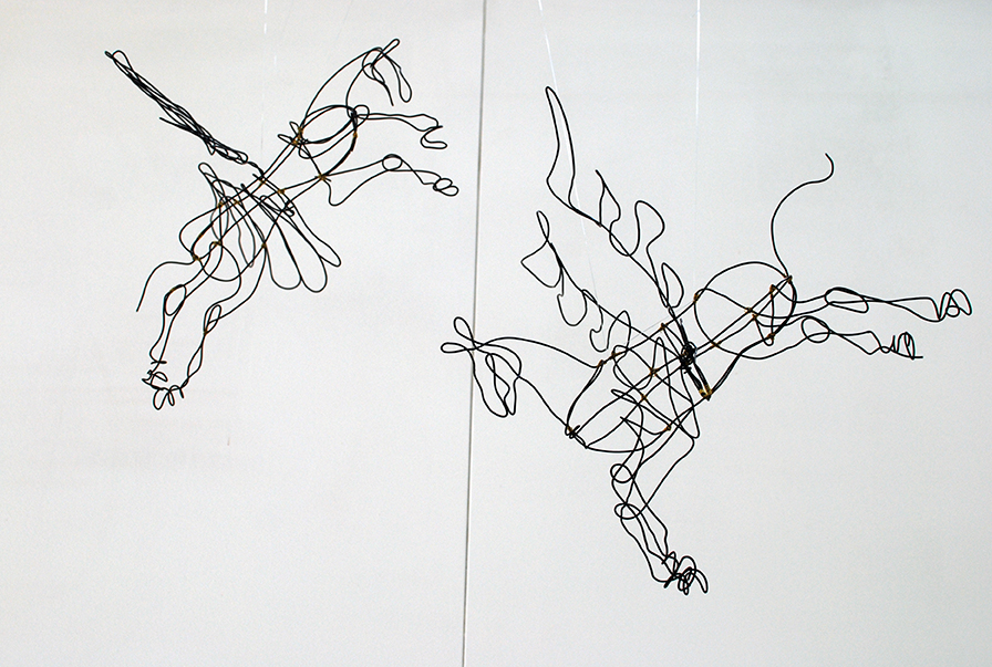 Copy of 'Constellations', Jules Jones.