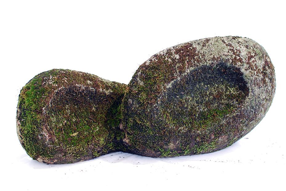 Copy of 'Mobius', Limestone, Carol Crawford.