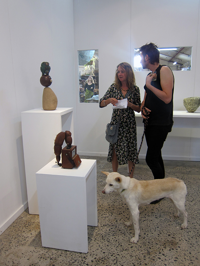 Copy of Exhibition opening.