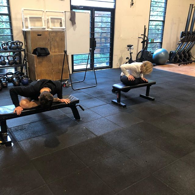 Saturday Mobility Crew recovering as hard as they train.. #recoverharder #mobility #training #strength #fitness