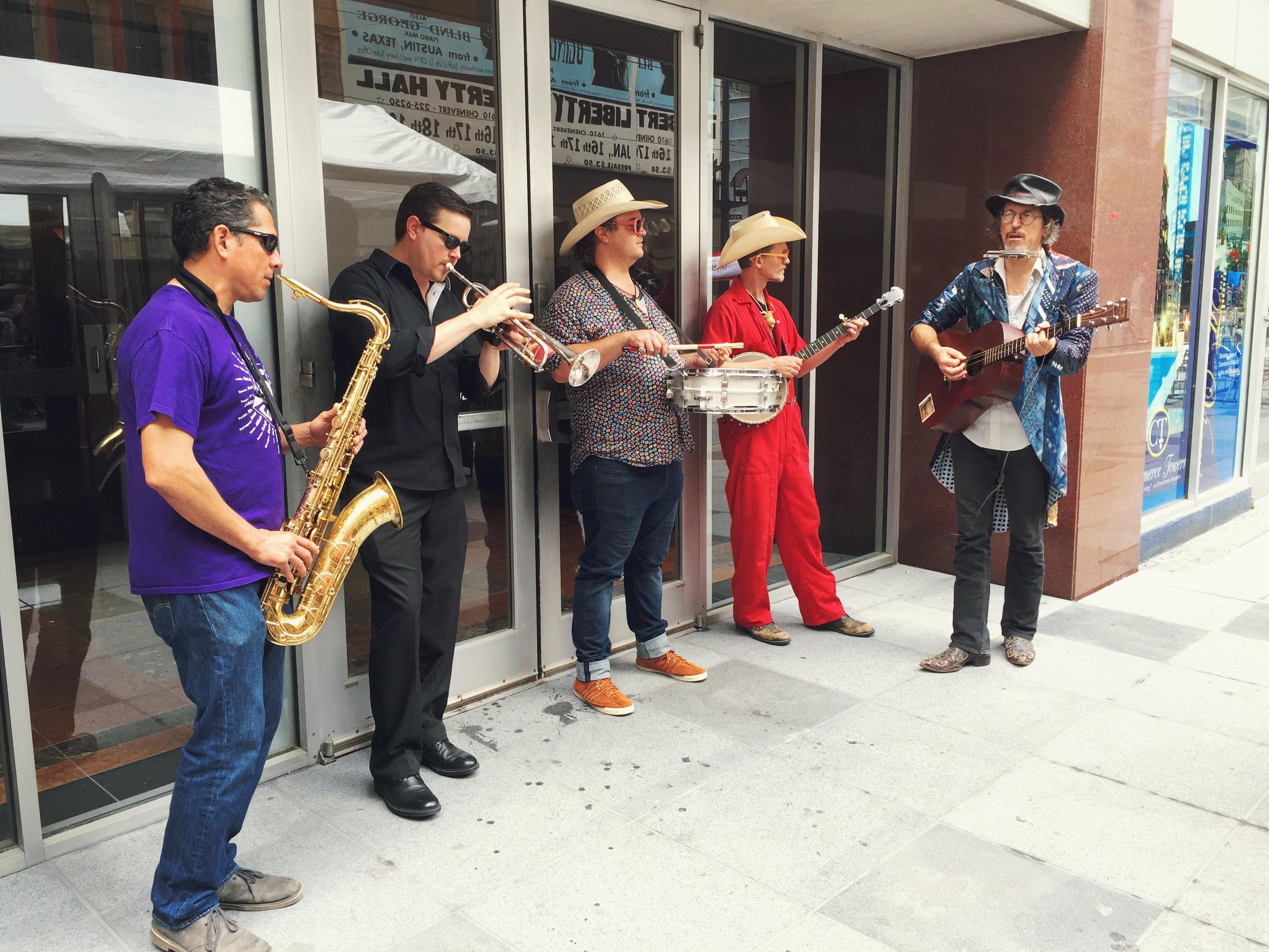 Craig Kinsey and His Traveling Band