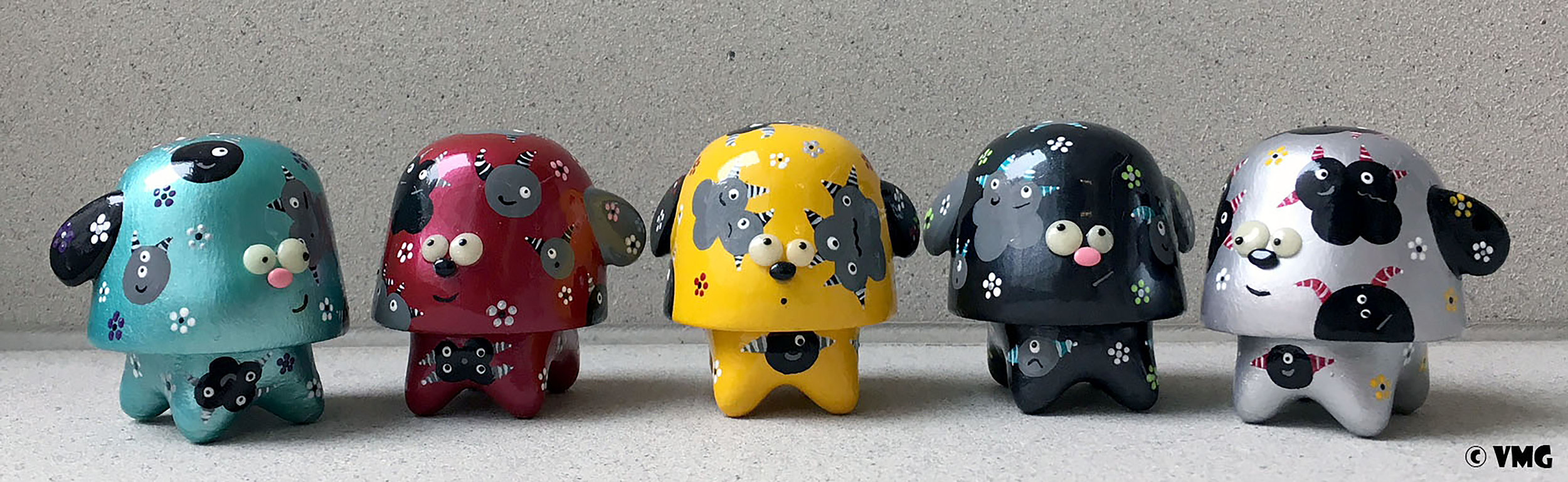 Doggos of the Five Elements-VMG - Valerie Gudell.jpg