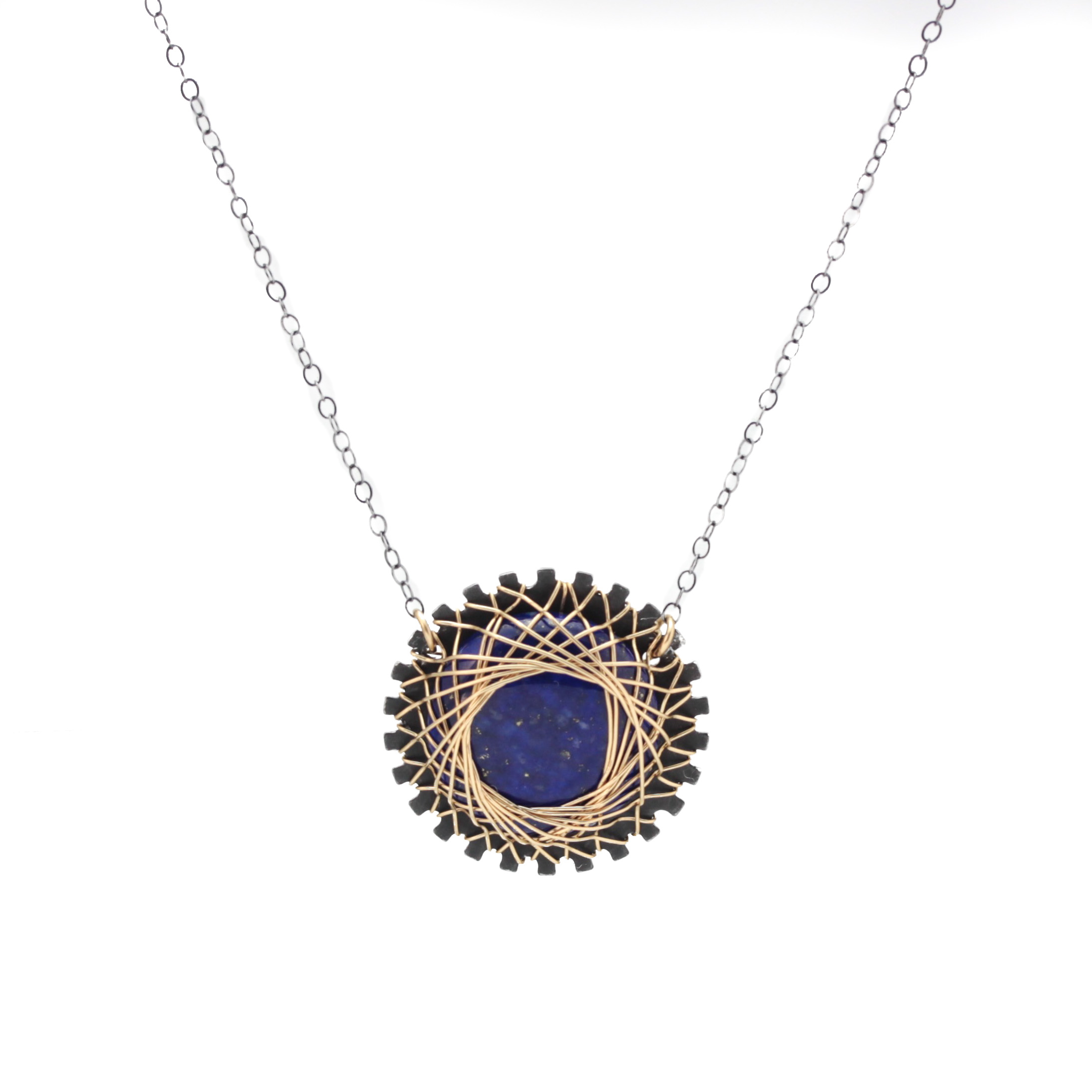 Sterling Silver and gold necklace (1 of 1) - Kendra Jones.jpg