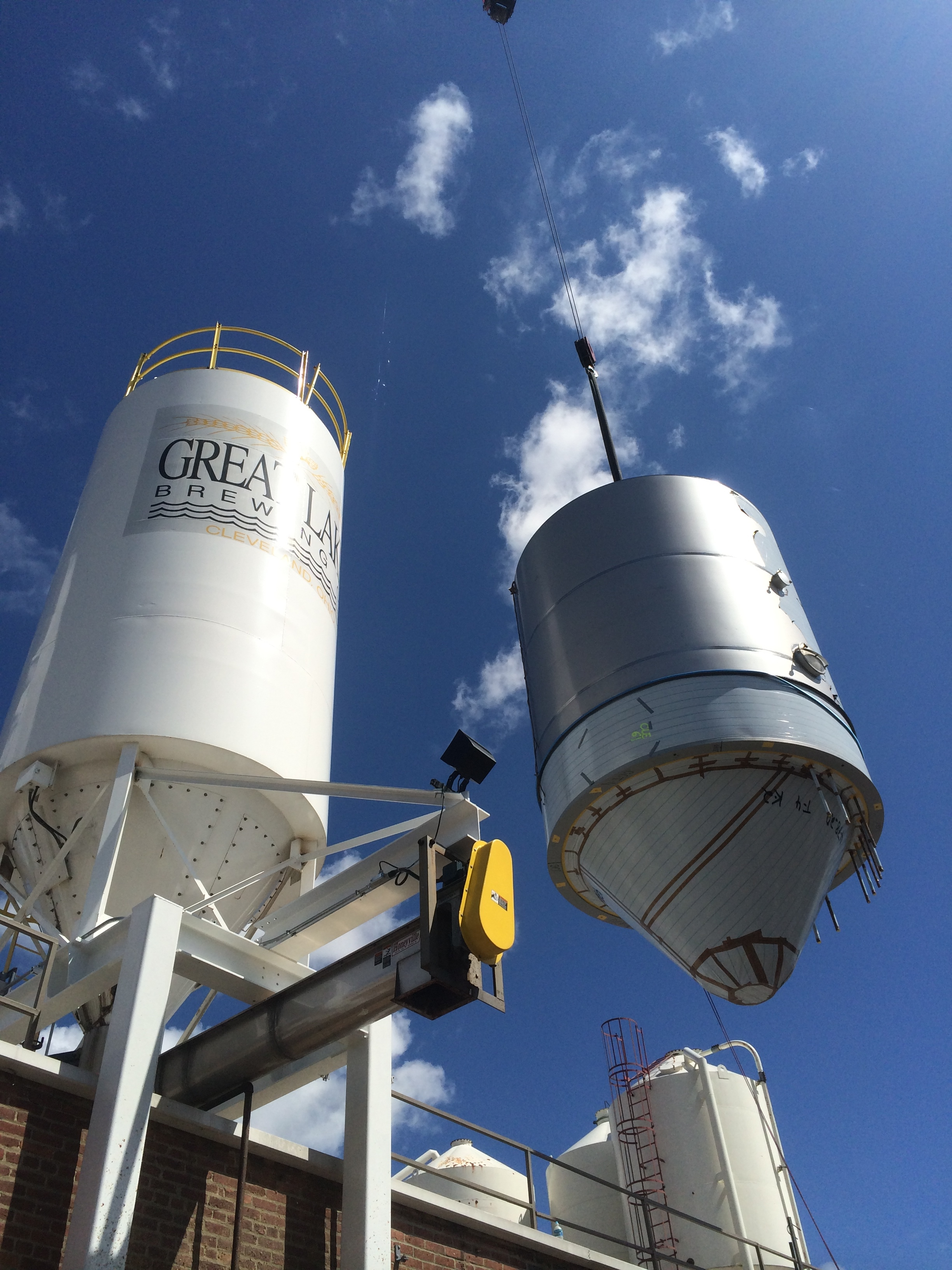 Great Lakes Brewing Tank Farm Expansion -
