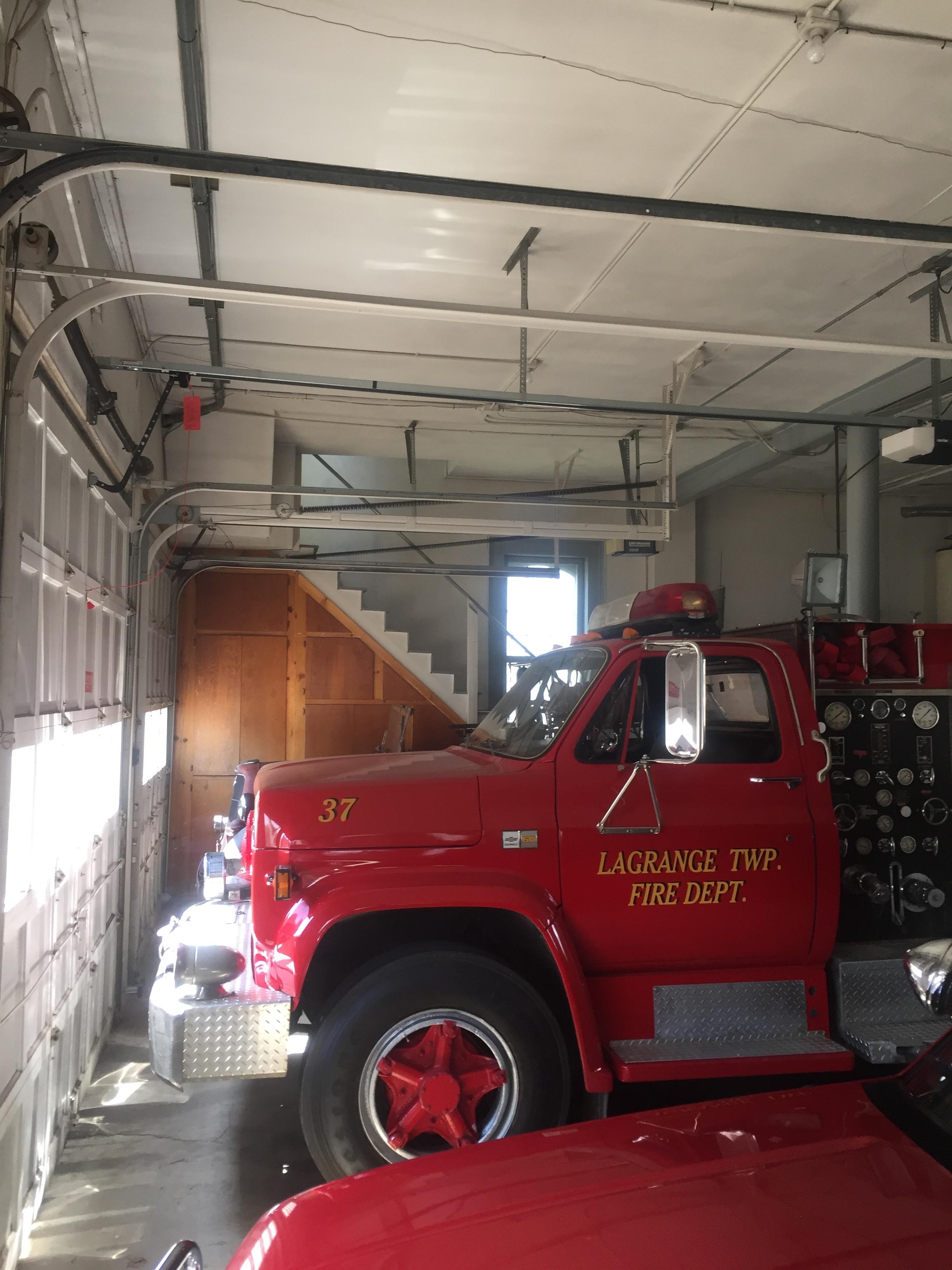 LaGrange Historic Fire Station -