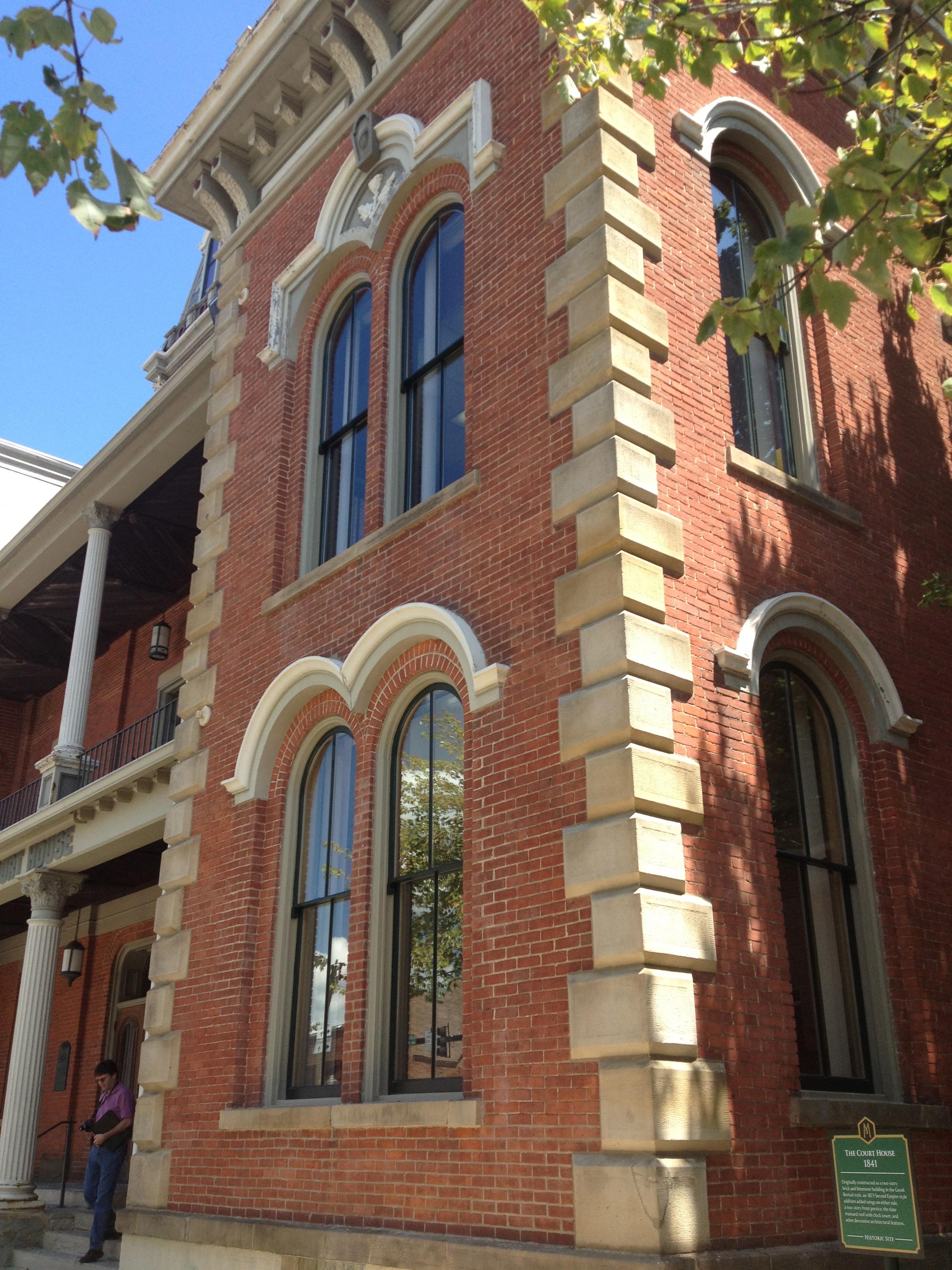 Medina County Court House