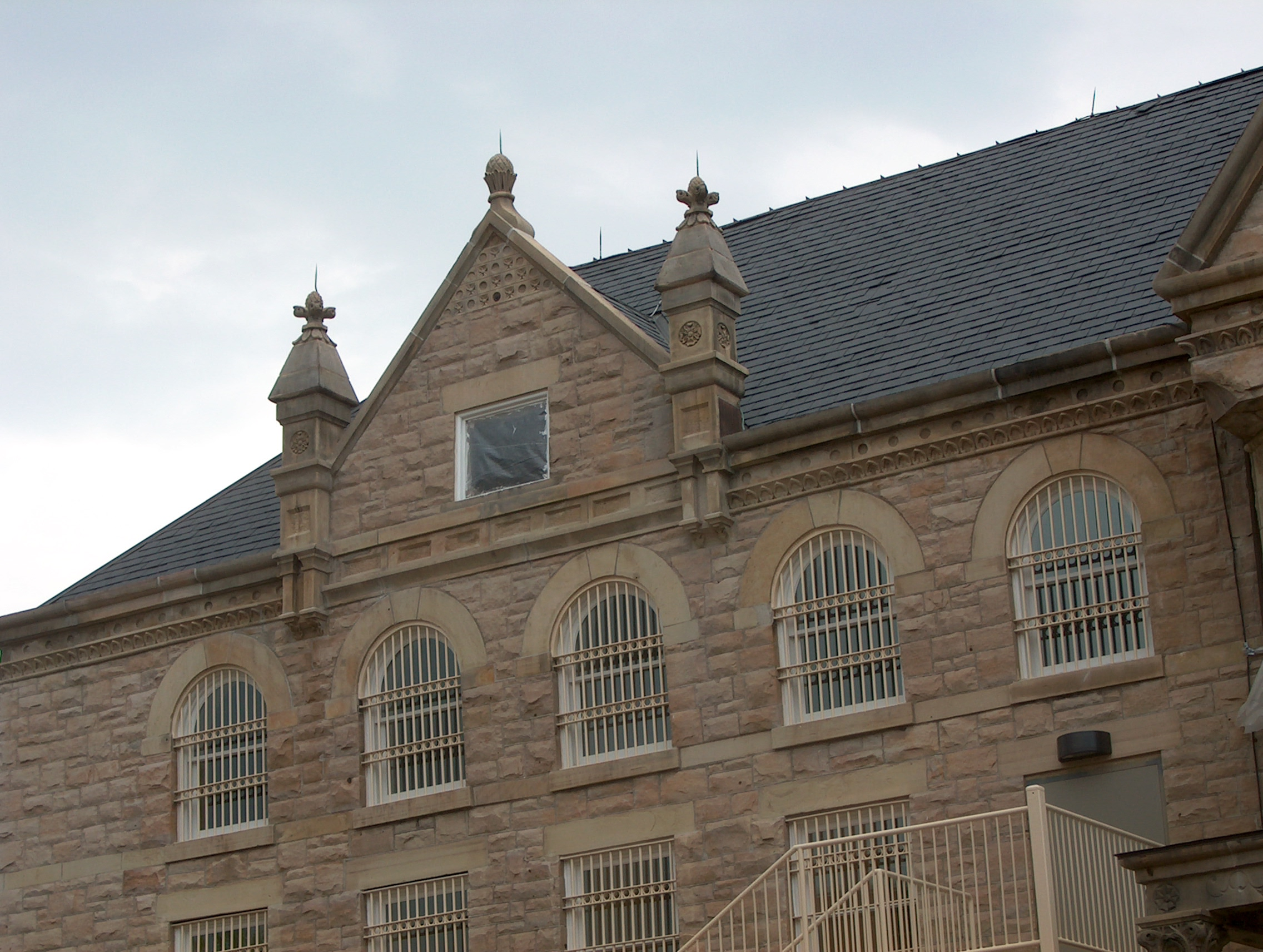 Sandusky County Historic Court House and Jail