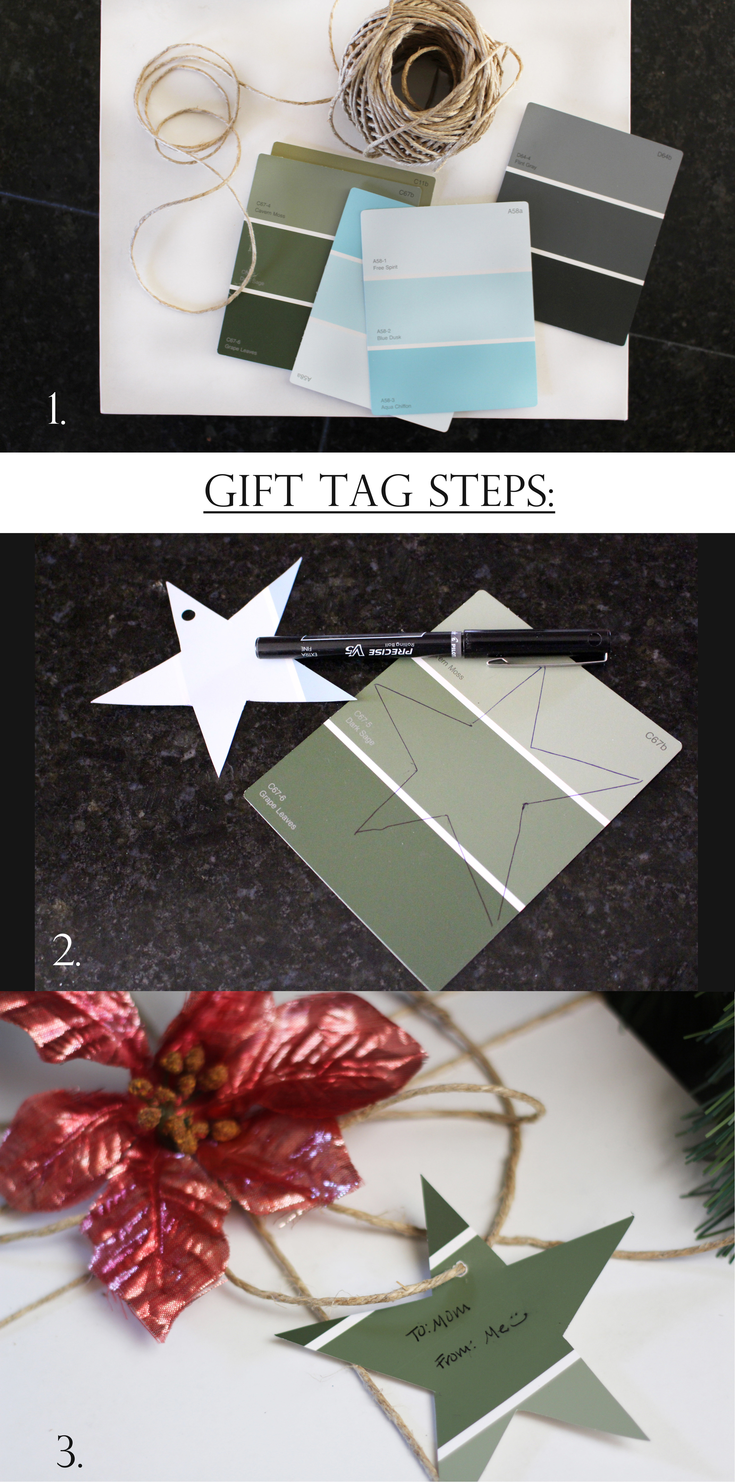 Holiday gift tags.2