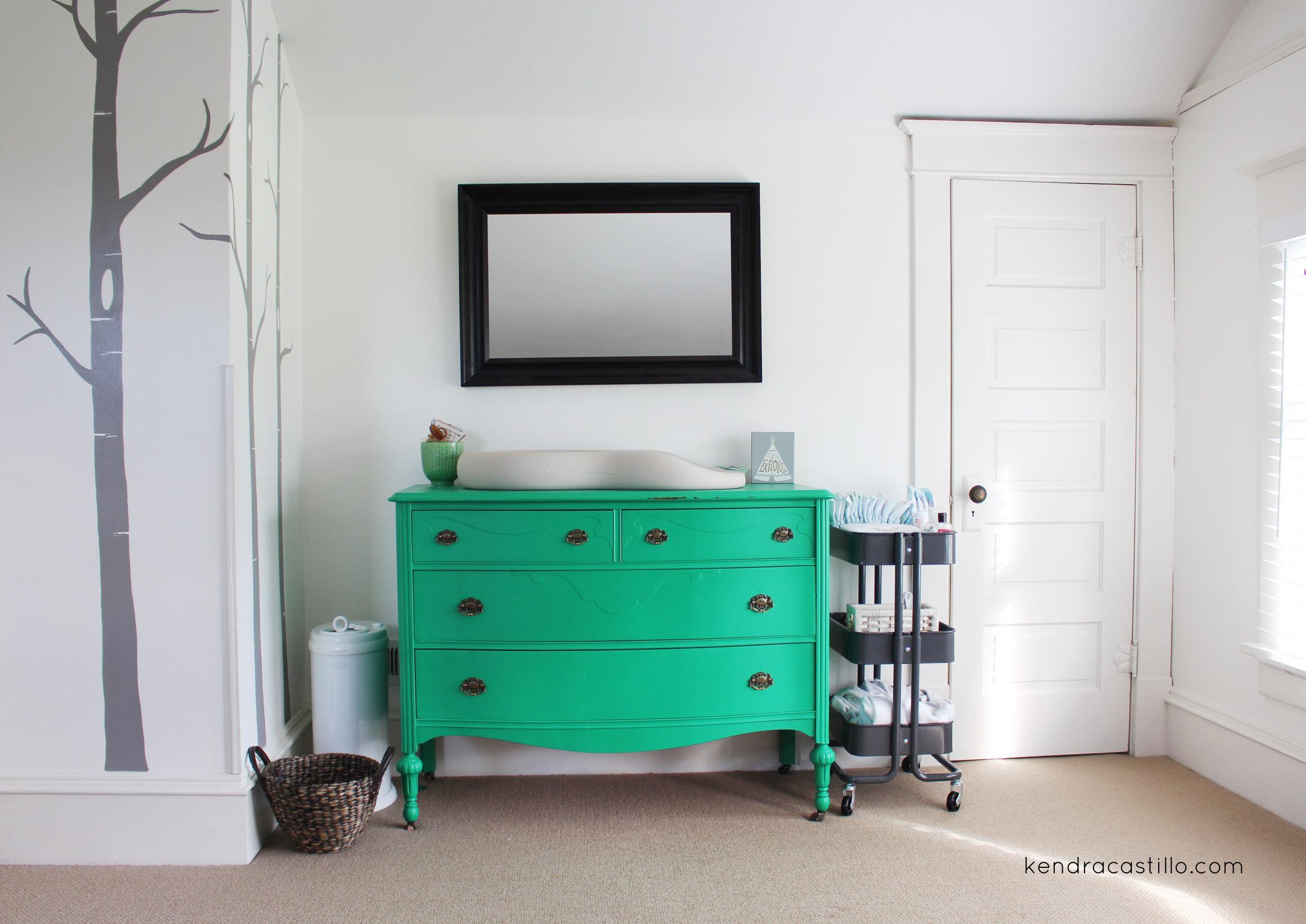 Client Reveal: Bright & Fresh Modern Nursery - Kendra Castillo