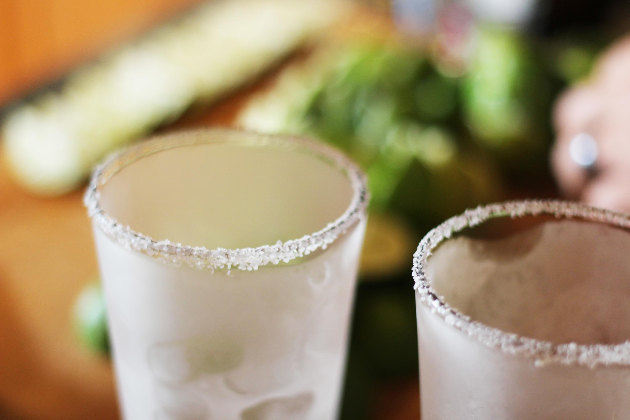 Kendra Castillo: Homemade Classic Margarita Recipe