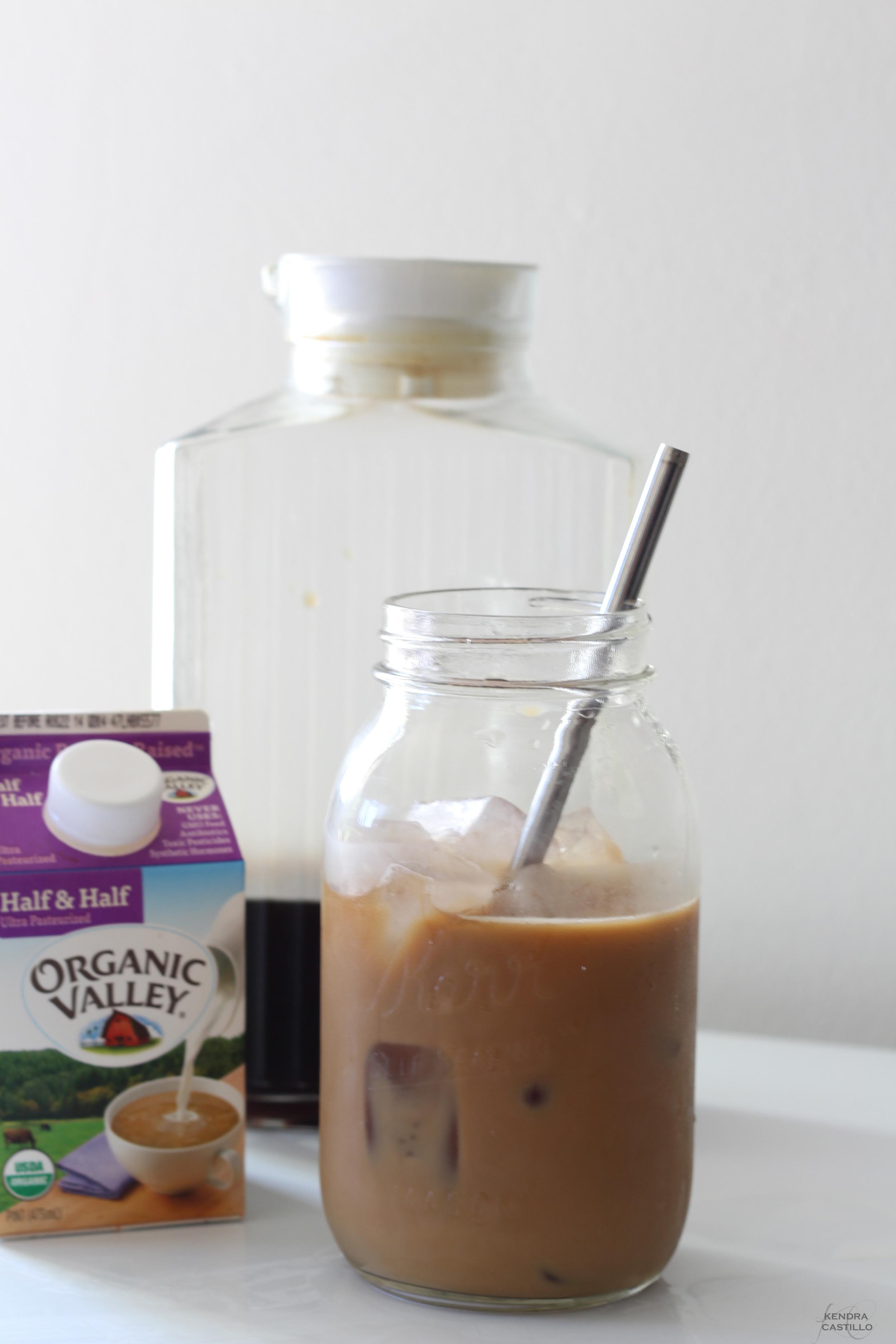 Kendra Castillo: Cold Brew Coffee Recipe