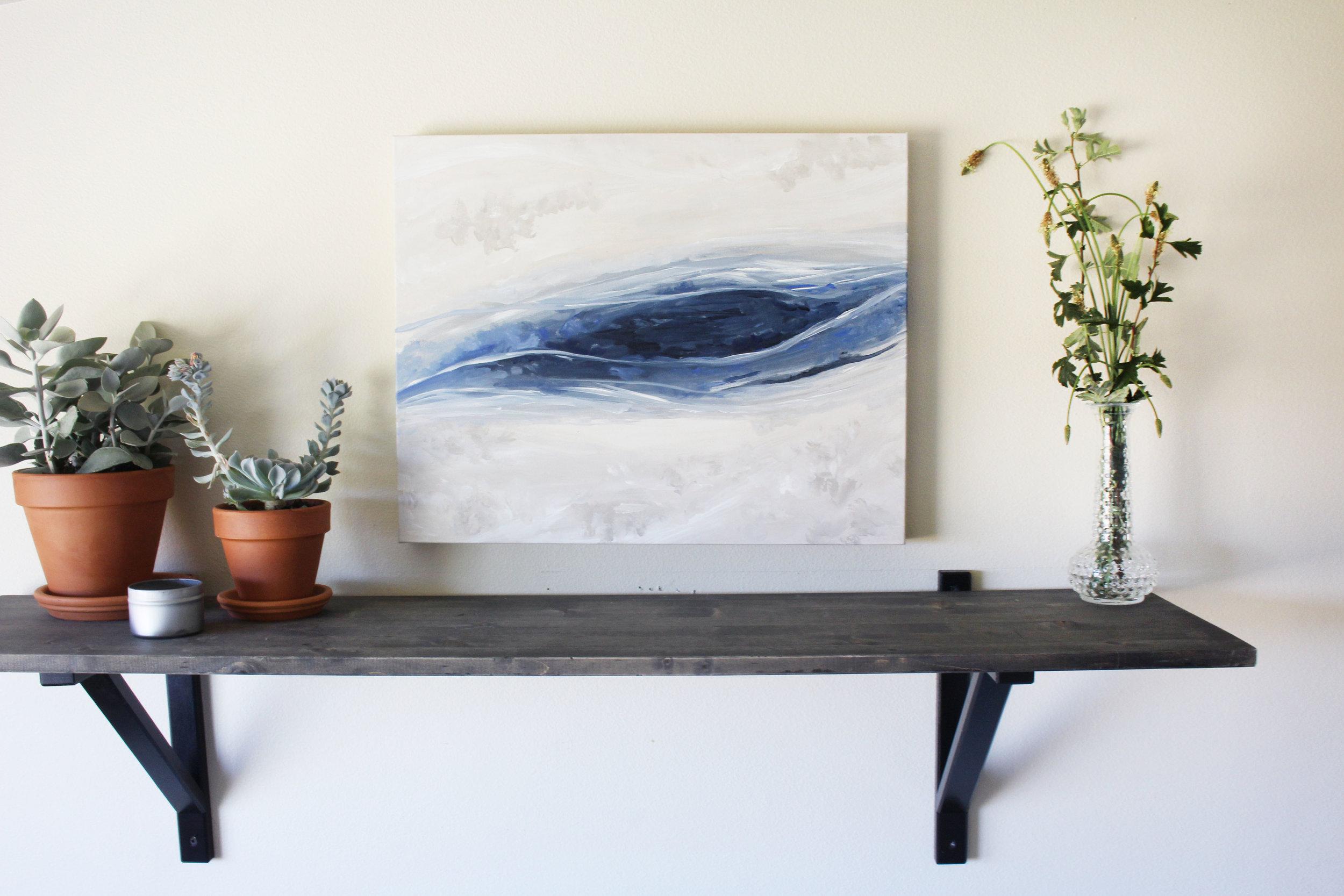 "Kendra Castillo: Behind The Canvas Series ""Tide Pools"""