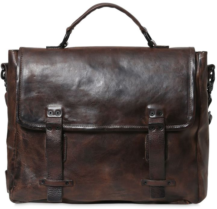 Fry Antique Leather Bag