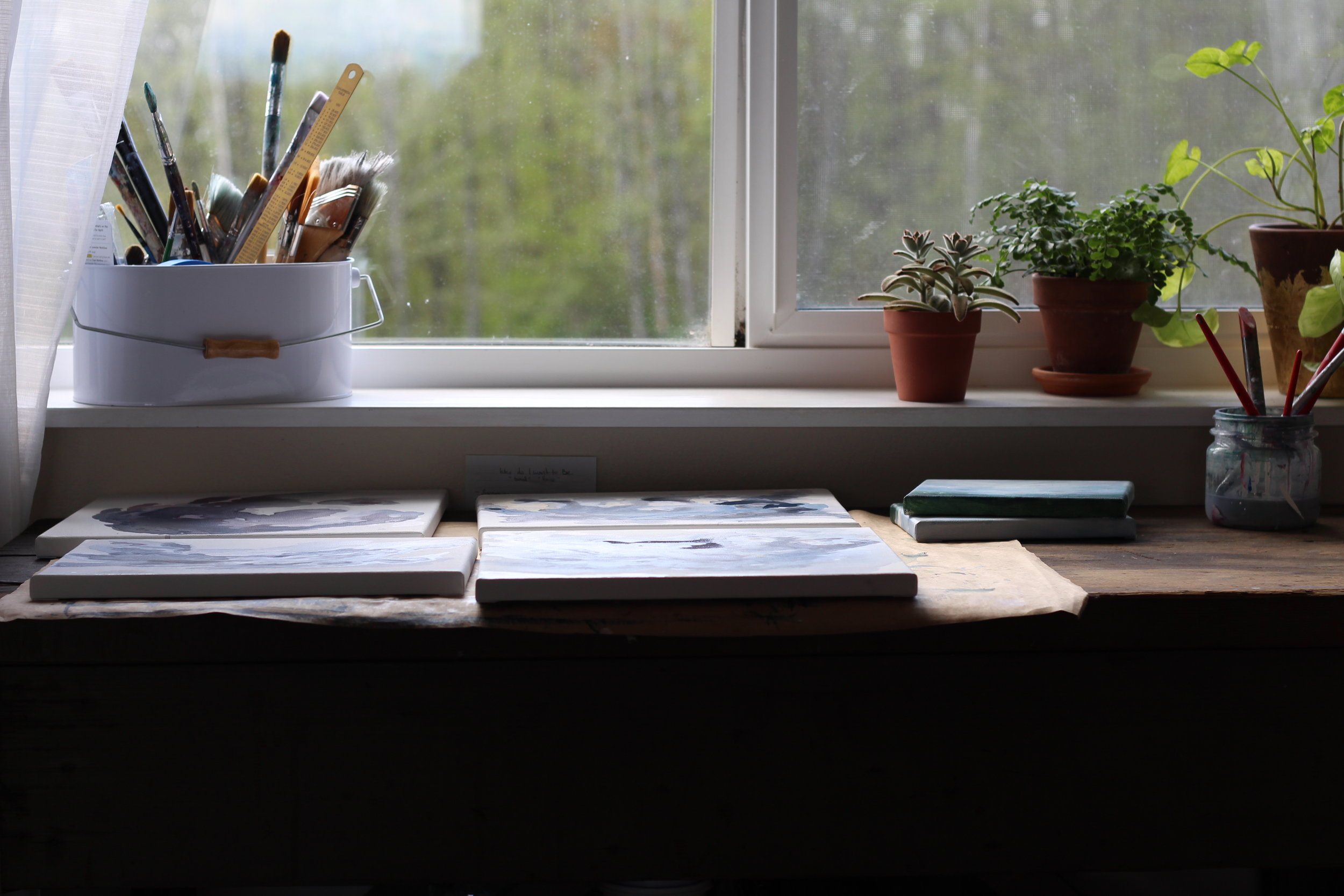 Creative Workspace | Kendra Castillo
