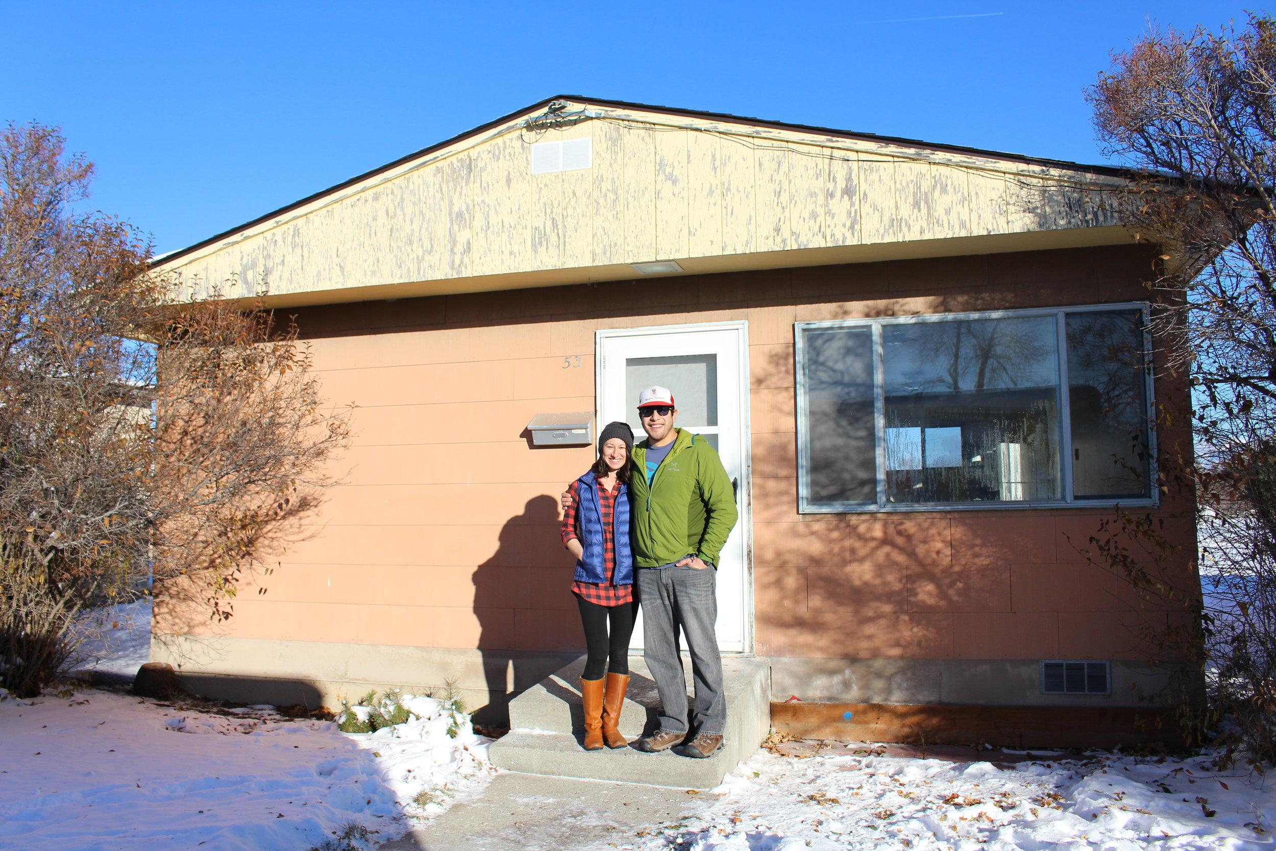 Our little Bozeman House - Kendra Castillo