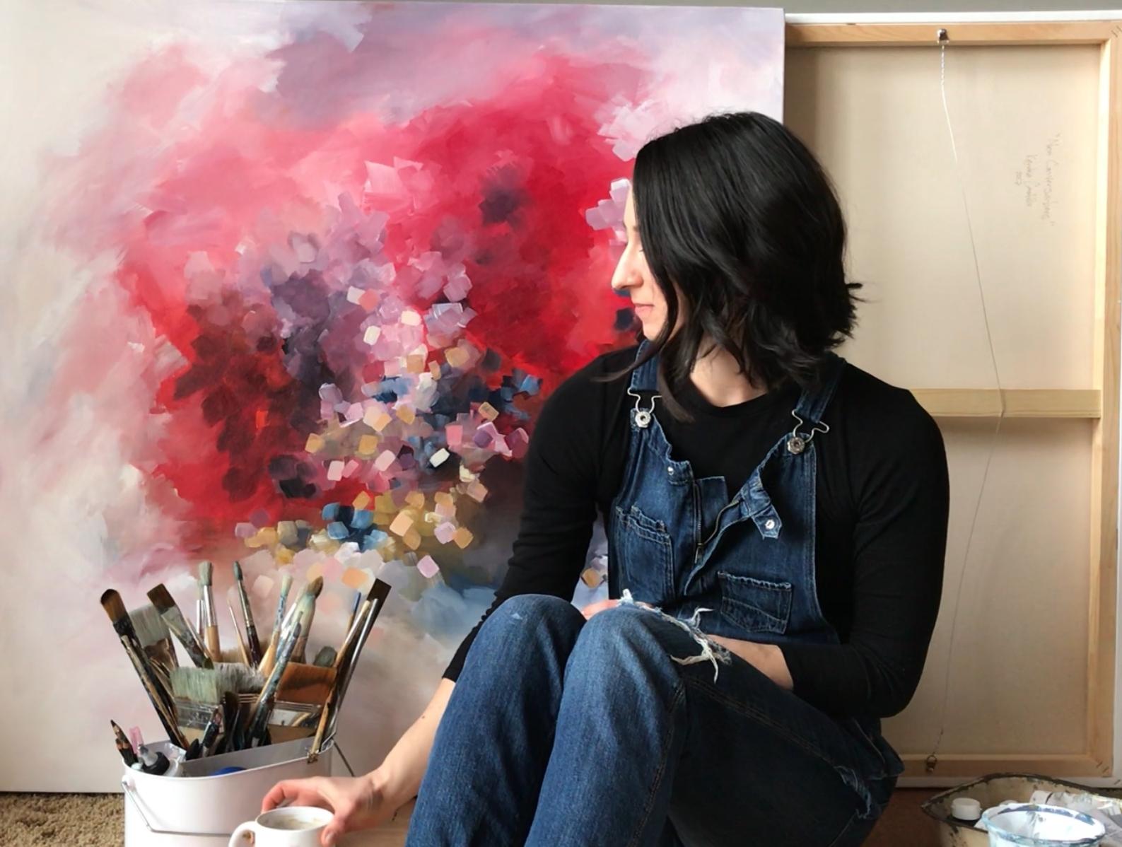 Kendra Castillo - Behind the Scenes, Studio Update