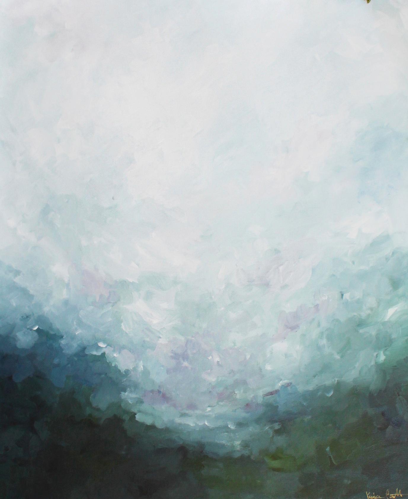 Summer Rain, 20x24