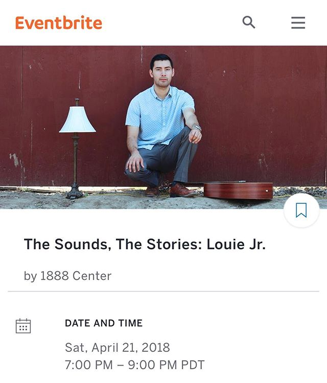 🤠Hey all!🤠 I will be performing a special set at the @1888center in Orange, CA next Saturday. Its part of a new music and commentary series produce by the @brewsessionslive crew. Ticket purchasers will get a special card to download my latest single and also be the first to download my album when it comes out. Come listen to some tunes and hangout while we discuss the processes of writing and recording my debut album. Head over to EventBrite to grab tickets or click the link in my bio!