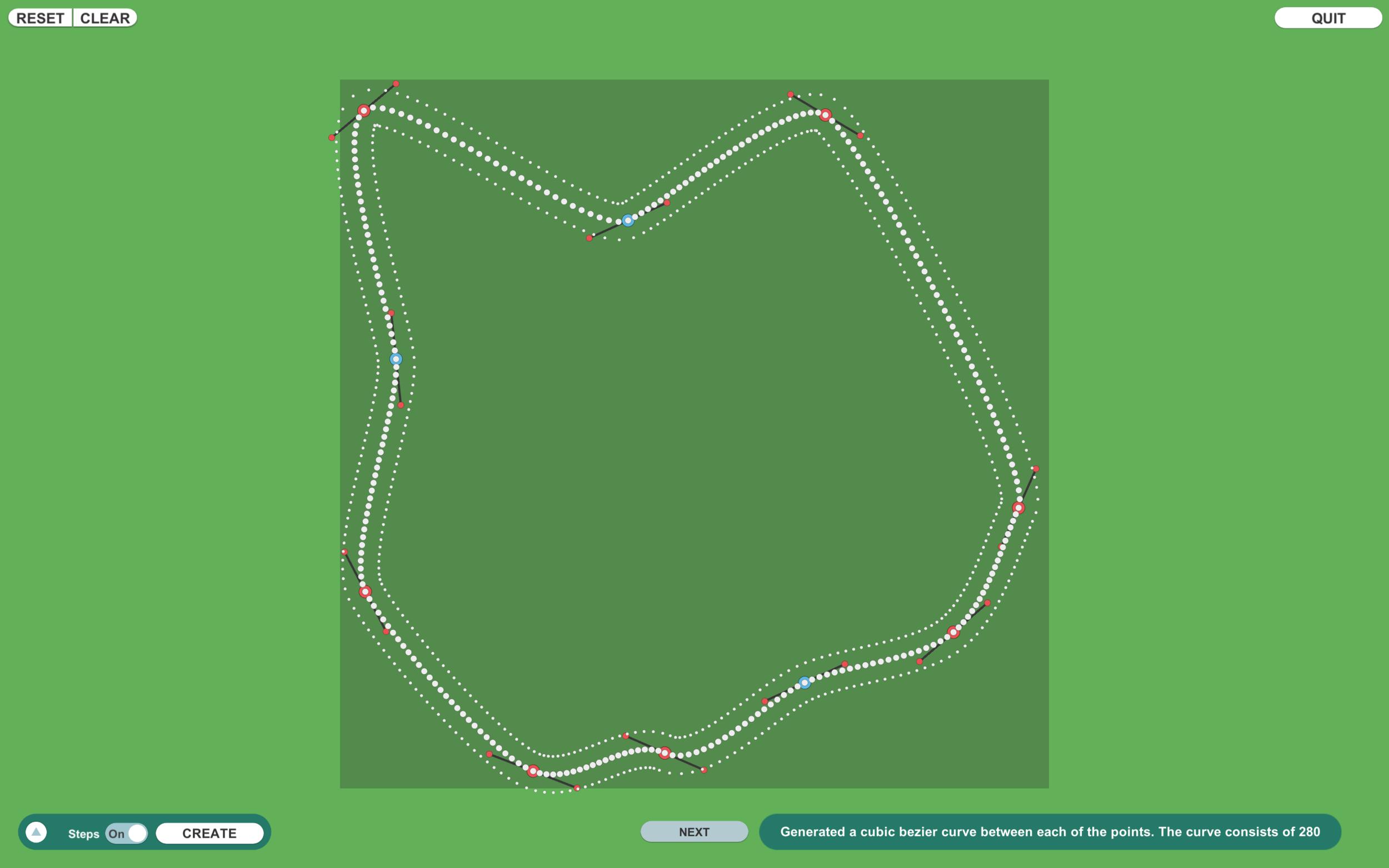 TrackGeneration_CubicBézierCurve