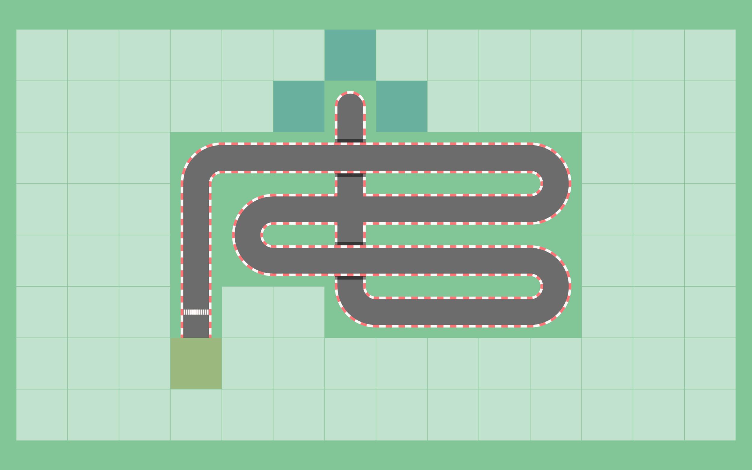 TrackCreator_IntersectionsAndUnderpasses