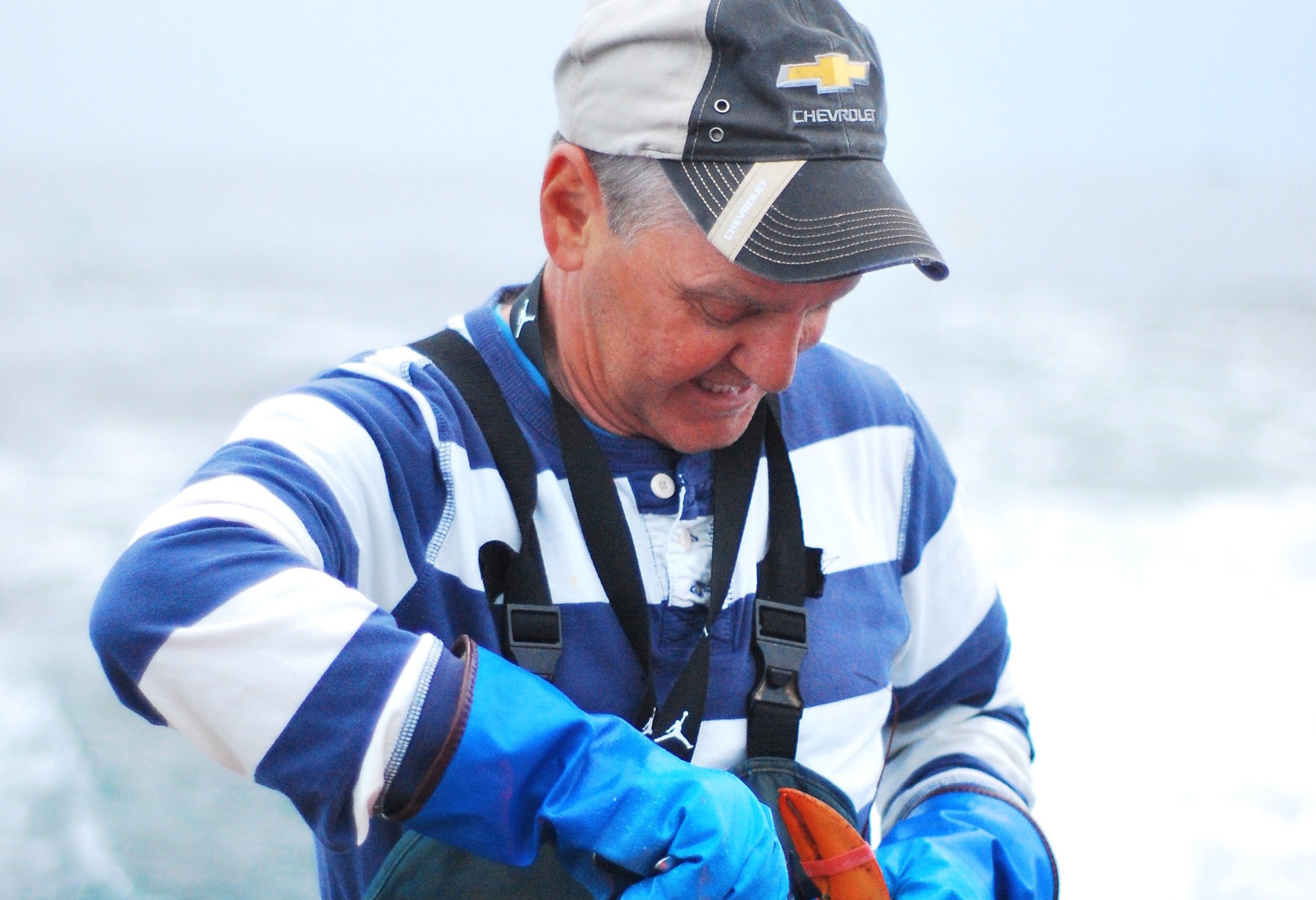 Are you a fisherman? - We understand that the ocean is your livelihood. We offer support through this time of transition and provide training in key skills, to help you become the custodians of your waters.