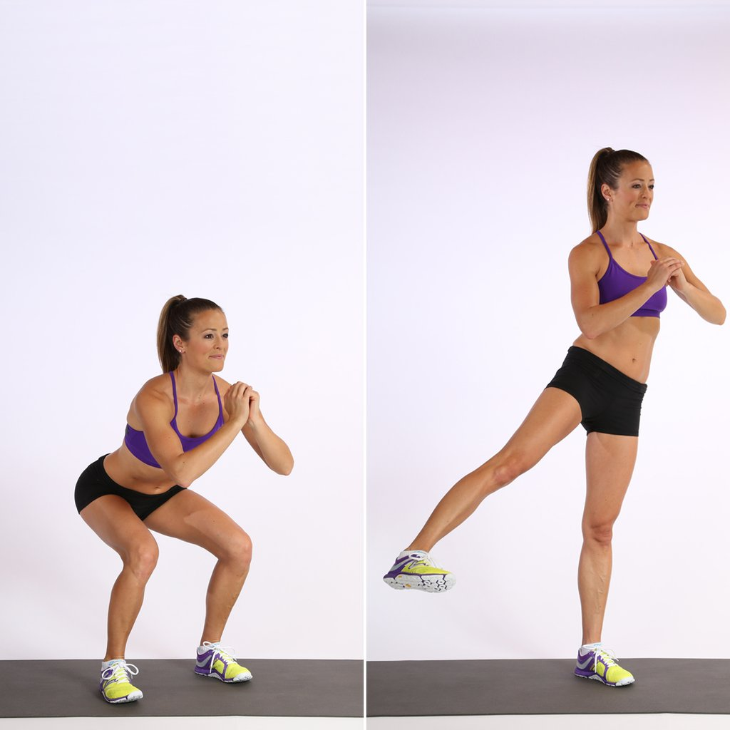 SIDE SQUAT LEG LIFT