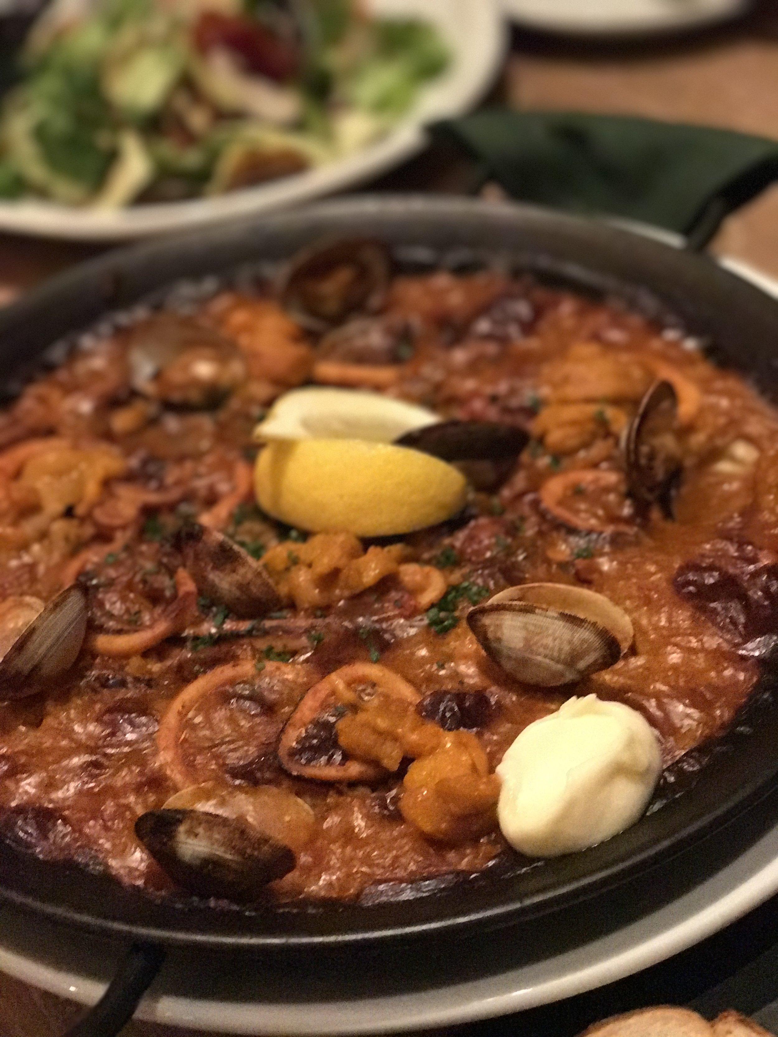 ボデガ bodega 名古屋 パエリア スペイン料理
