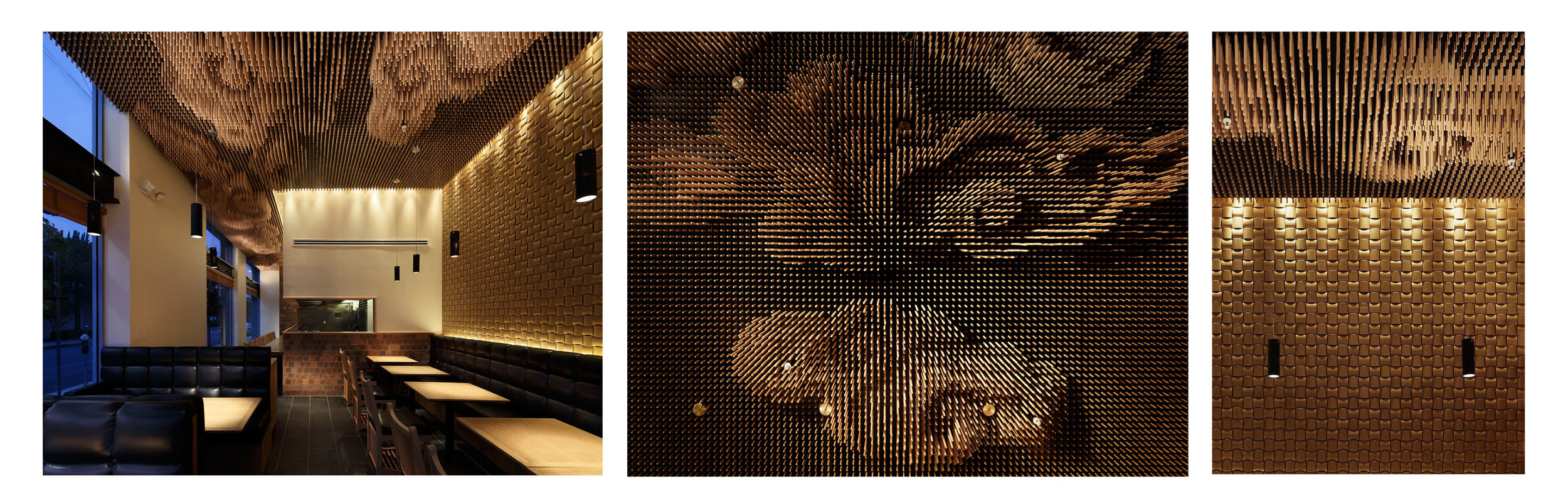 LA Tsujita /Shanghai Hilton,Cigar lounge Libre /SweeT co.,ltd