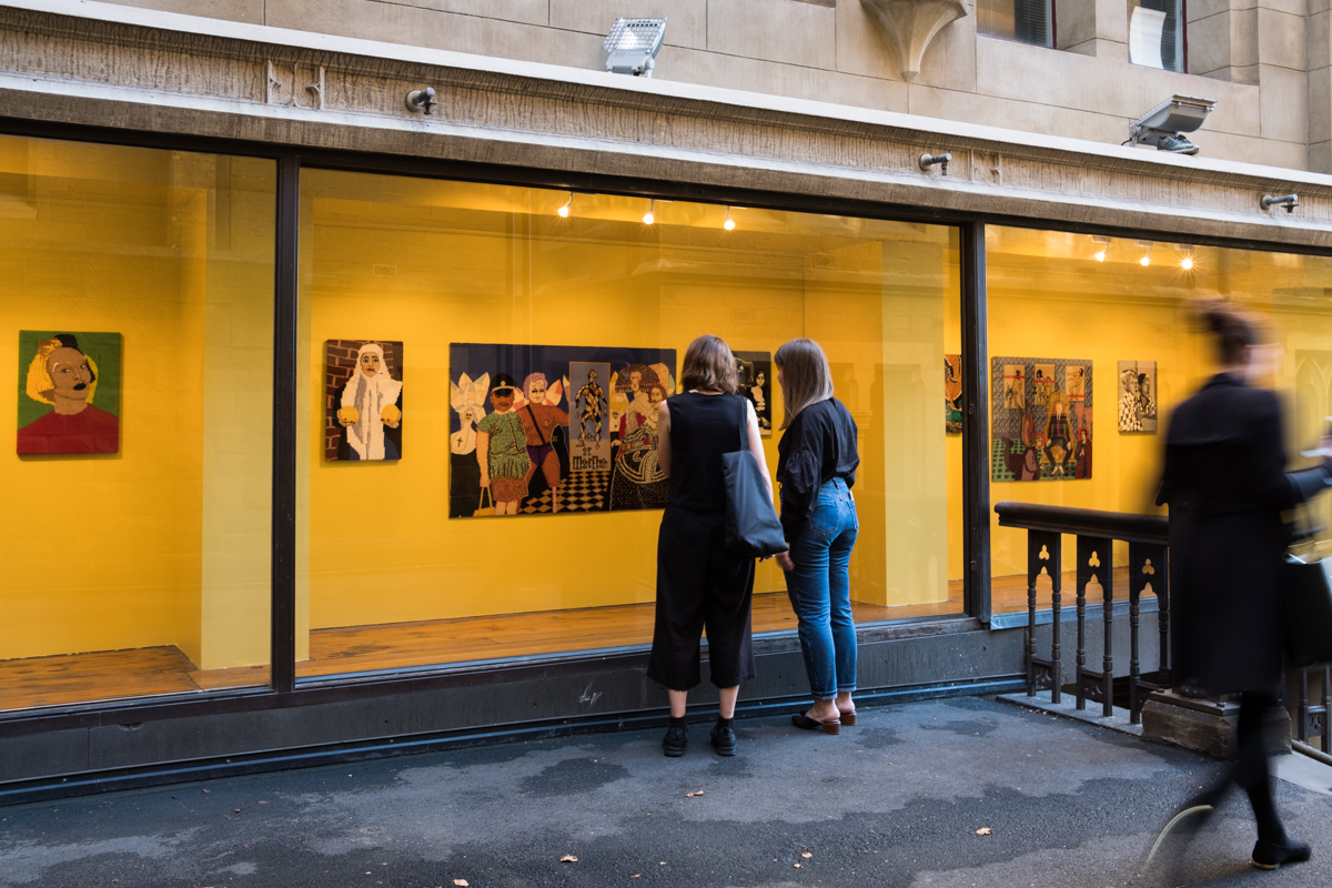 Chapter House Lane Gallery