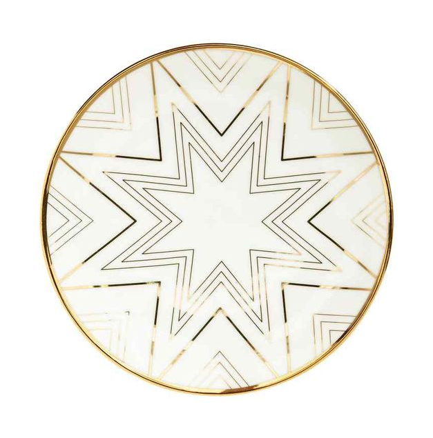 soi 55 lifestyle star picks star print gold plate from H&M
