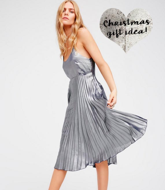 soi 55 silver fashion finds metallic silver dress