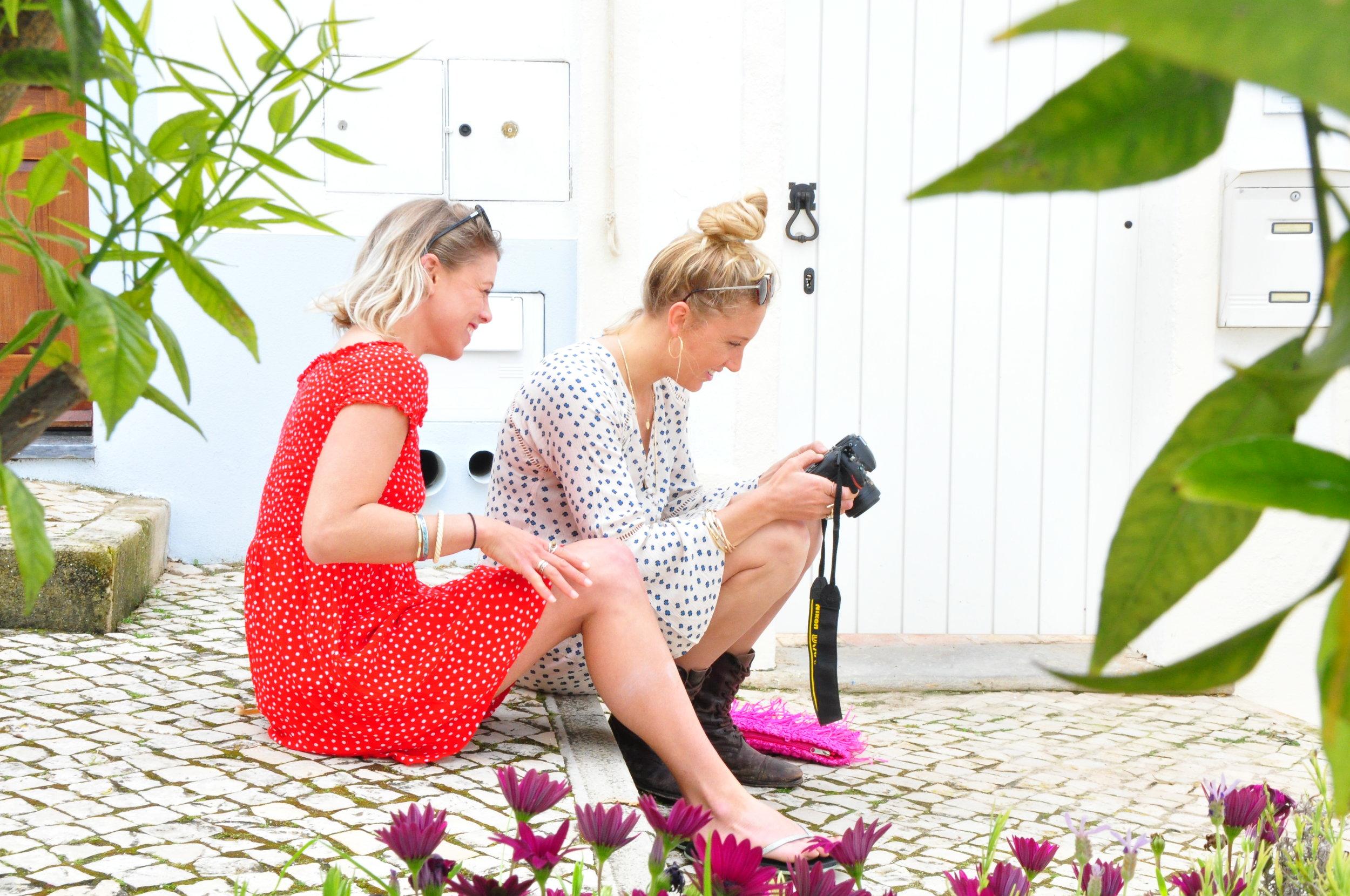 Summer 2018 shoot | Soi 55 behind the scenes