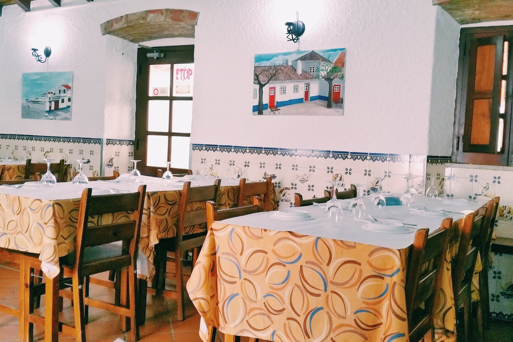 Cosy Portuguese dining at  Restaurante O Torreão