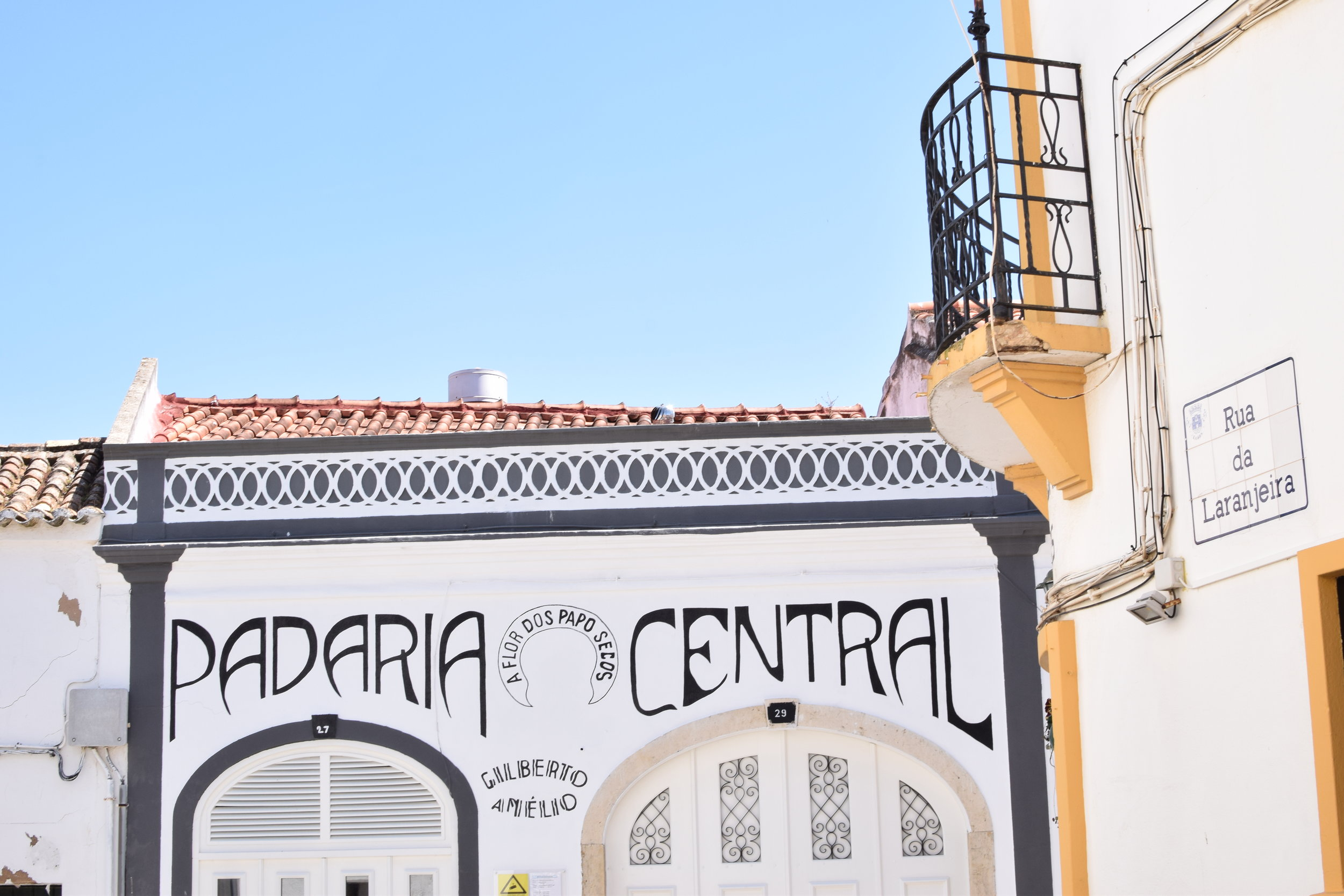 Padaria Central, best bakeries Lagos | Soi 55 Travels