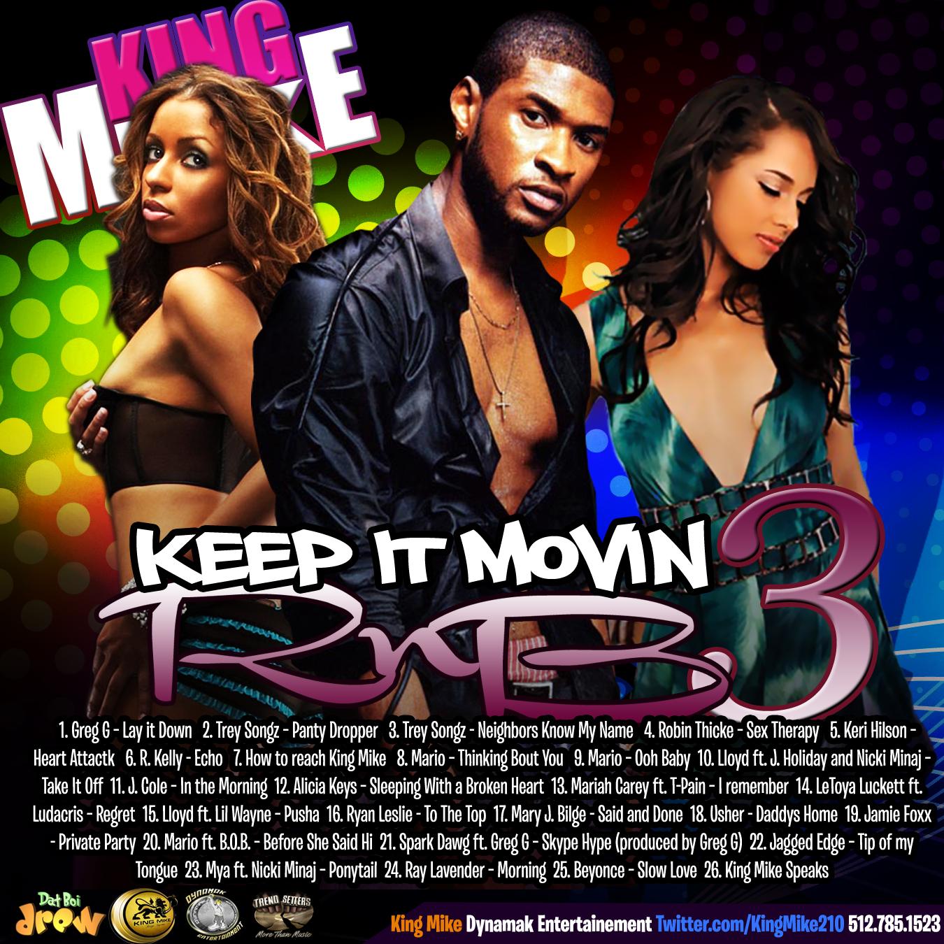 Keep It Movin R&B Vol. 3