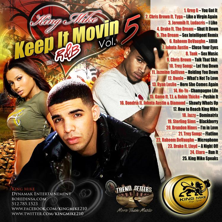 Keep It Movin R&B Vol. 5
