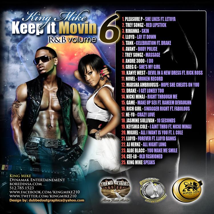 Keep It Movin R&B Vol. 6
