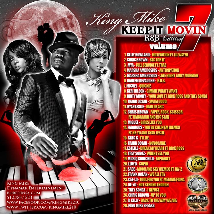 Keep It Movin R&B Vol. 7
